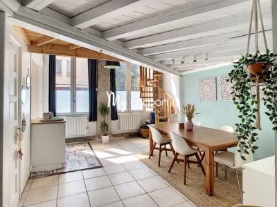 Appartement Croix Rousse 3 pièces 80 m2