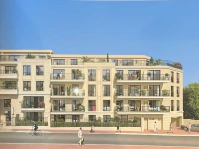 Appartement  NEUF  livré en  2021 -- 2 pièces + Balcon + Parking