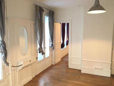 Appartement Paris - 2 pièce(s) - 44.14 m2