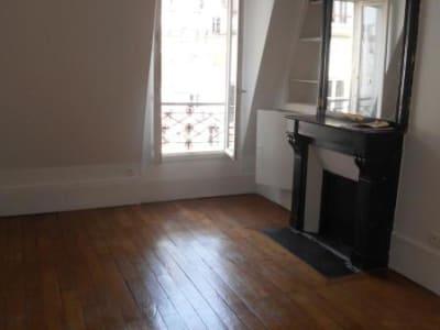 Appartement Paris - 2 pièce(s) - 33.44 m2
