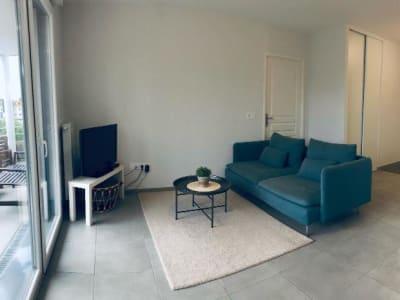 Appartement récent Dijon - 2 pièce(s) - 43.96 m2