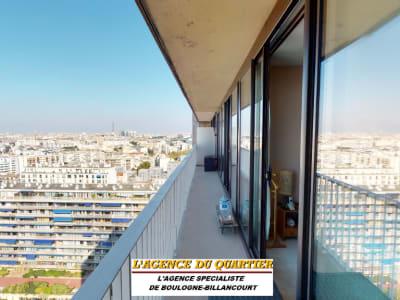 Appartement Boulogne Billancourt 4 pièce(s) 102 m2