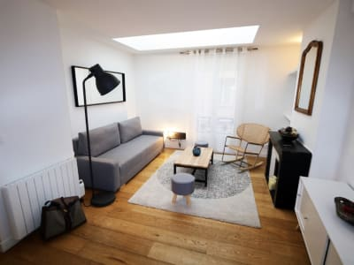 Appartement meublé 2 pièces - rue d'Assas