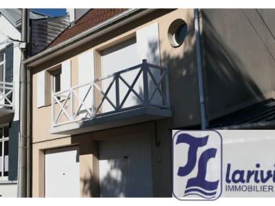 Appartement duplex WIMEREUX - 3 pièce(s) - 65 m2