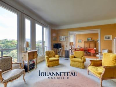 Appartement  familial  de 5 pièces avec 4 chambres .