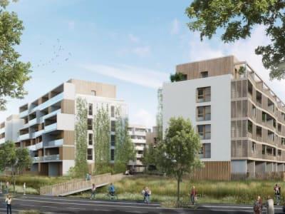 Illkirch Graffenstaden - 2 pièce(s) - 46.33 m2 - 1er étage