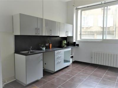 Appartement ancien Grenoble - 1 pièce(s) - 35.48 m2