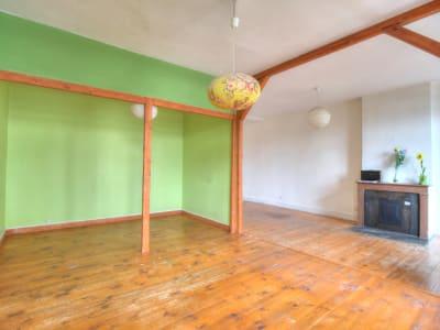 Appartement F4 à Chateaucreux
