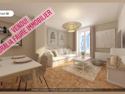 Grenoble - 3 pièce(s) - 77.29 m2 - 2ème étage