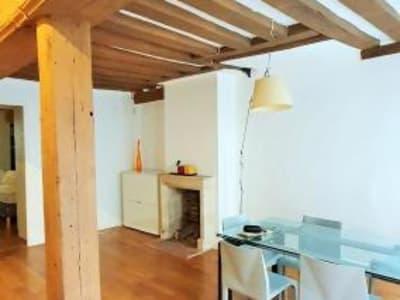 Appartement Paris - 2 pièce(s) - 52.85 m2
