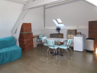 Appartement  1 pièce(s) 16.56 m2