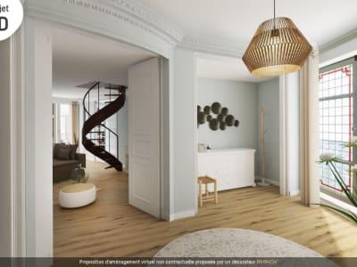 Appartement Paris 7 pièce(s) 183 m2
