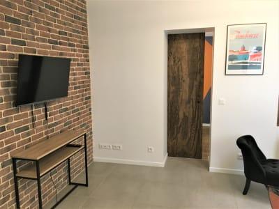 Appartement T2  avec terrasse en hyper centre