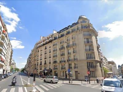 FONDS DE COMMERCE/CESSION de BAIL : 25 + 11 m2 - PARIS 16ÈME