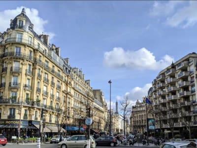 FONDS DE COMMERCE/CESSION de BAIL : 43 m2 PARIS 16EME