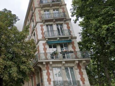 Paris - 1 pièce(s) - 5.8 m2 - 7ème étage