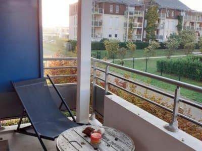 Appartement récent Chevigny St Sauveur - 1 pièce(s) - 28.39 m2