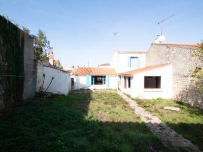 Maison  de ville 5 pièce(s) 106 m2 à l'île  d'elle