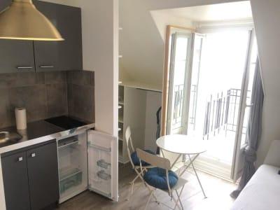 Appartement Paris - 1 pièce(s) - 11.59 m2