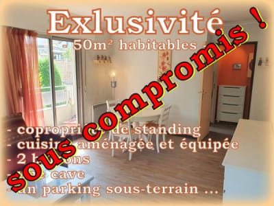 Le Raincy - 2 pièce(s) - 50 m2