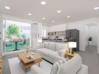Appartement Noisy Le Grand 3 pièce(s) 64.14 m2
