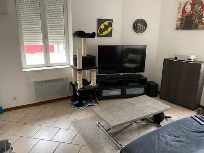 Appartement Bornel de type F2