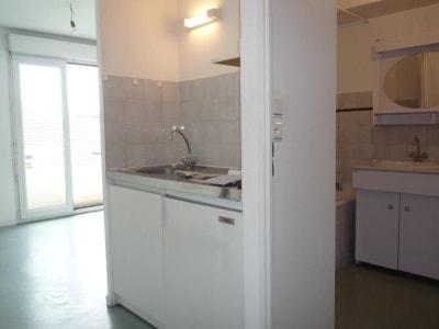 Appartement Dijon - 1 pièce(s) - 20.43 m2