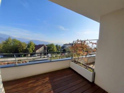 Appartement Corenc - 2 pièce(s) - 42.82 m2