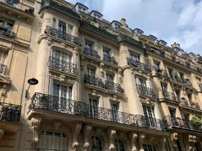 Paris 18 - 2 pièce(s) - 44 m2