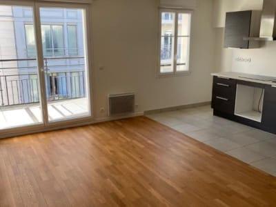 Appartement rénové Puteaux - 2 pièce(s) - 47.27 m2
