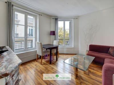 Paris 17ème - 2 pièce(s) - 35 m2