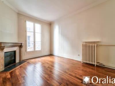Paris 18 - 2 pièce(s) - 40 m2 - 2ème étage