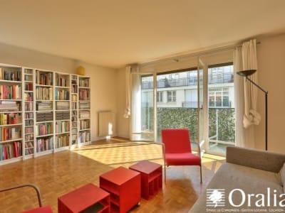 Paris 18 - 2 pièce(s) - 59 m2 - 5ème étage