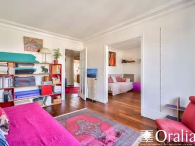Paris 17 - 3 pièce(s) - 60 m2 - 6ème étage