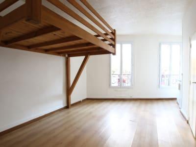 Appartement Levallois Perret 1 pièce(s) 19 m2