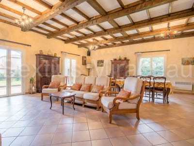 Maison Eguilles au calme 120 m² + 20 m²