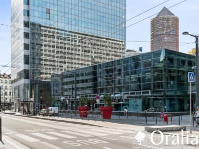 Lyon 06 - 2 pièce(s) - 34.2 m2 - 6ème étage