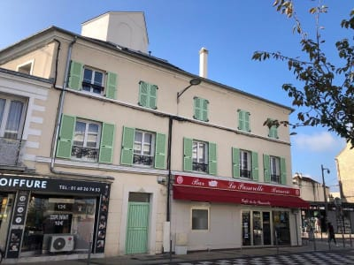 Appartement ancien Thorigny Sur Marne - 4 pièce(s) - 91.0 m2