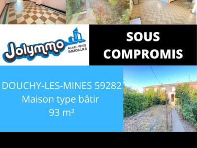 Maison type Bâtir 93 m² DOUCHY LES MINES -