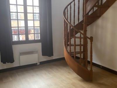 Rue Deparcieux- Studio avec mezzanine 20.65m²