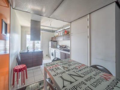 Grenoble - 3 pièce(s) - 63.27 m2 - 5ème étage