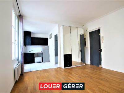 Appartement Levallois 1 pièce(s) 25 m2