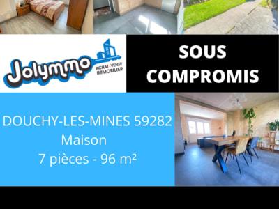 Maison Douchy-les-mines 7 pièce(s) 96 m2