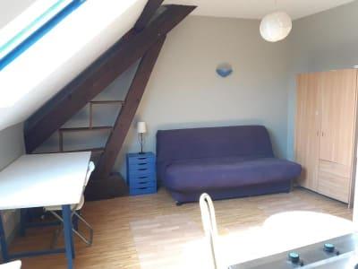 Appartement Grenoble - 1 pièce(s) - 17.46 m2