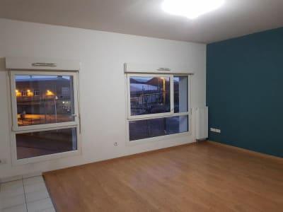 Appartement Hellemmes Lille - 2 pièce(s) - 51.6 m2