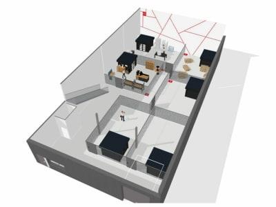 Aulnay Sous Bois - 50 m2