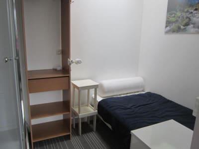 Appartement ancien Paris - 1 pièce(s) - 9.84 m2