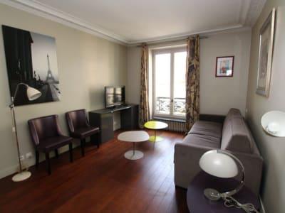 Paris - 1 pièce(s) - 23.86 m2