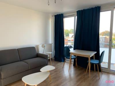 Appartement Poissy 1 pièce(s) 25.20 m2