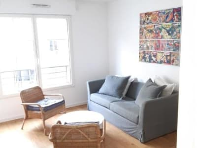 Appartement Paris - 1 pièce(s) - 25.52 m2